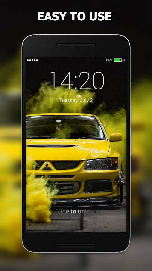 Street Racing Lock Screen Wallpaper 1 0 Apk Download