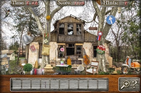 Hidden Objects Haunted Mystery Ghost Towns Puzzle 1.3 screenshot 2