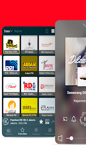 Radio Indonesia - Radio Streaming 2.3.20 screenshot 1