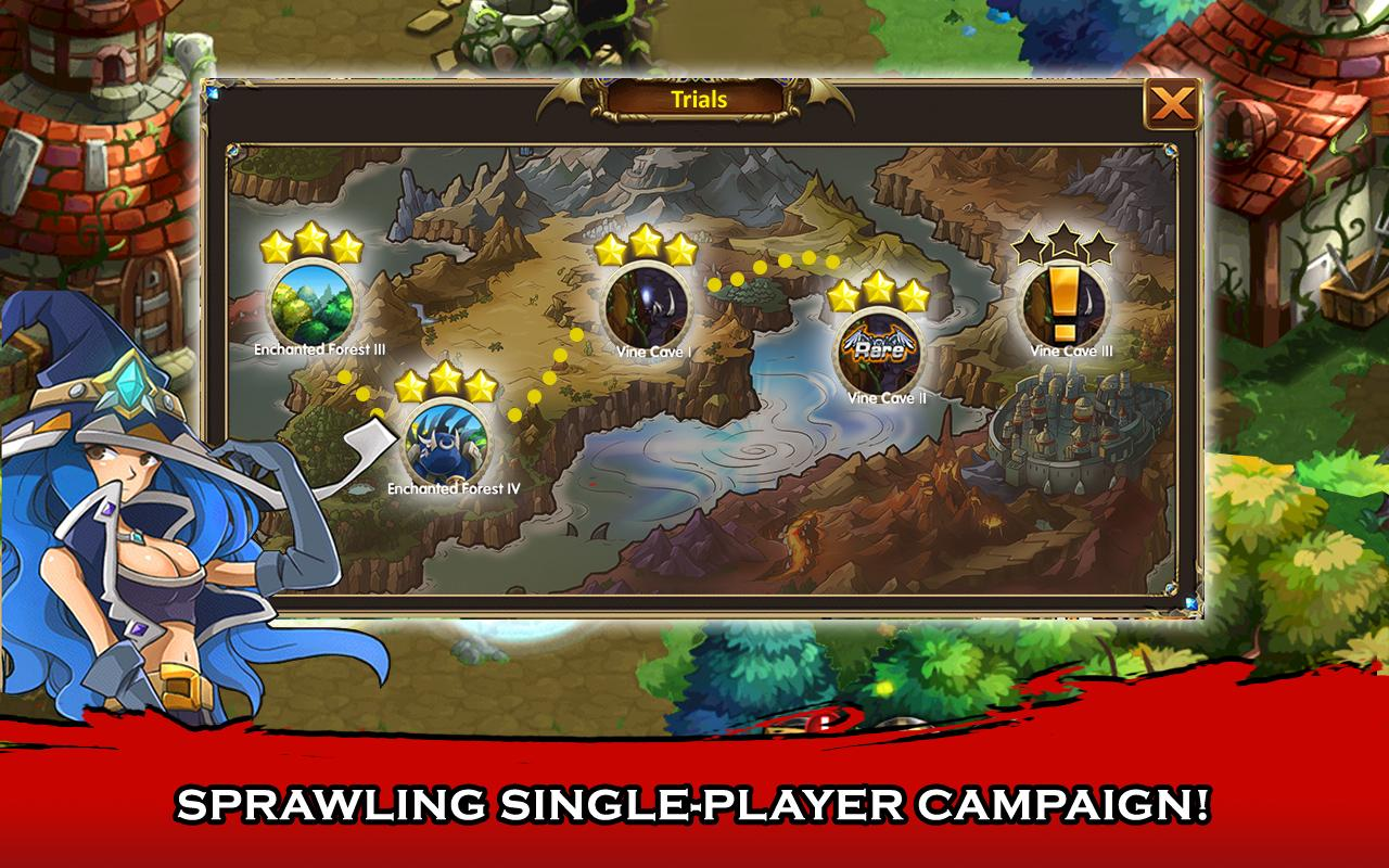 Brave Trials 1 8 0 APK + OBB (Data File) Download - Android Role