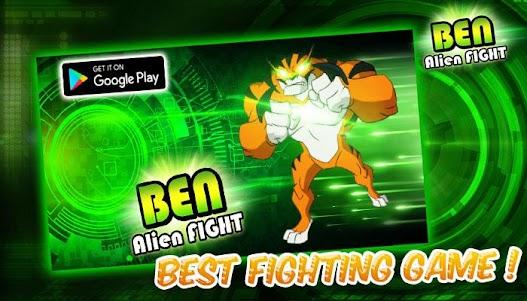 👽Ben Hero Kid - Aliens Fight Arena 1.0 screenshot 5