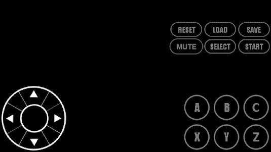 Emulator for Genesis 1.0 screenshot 1