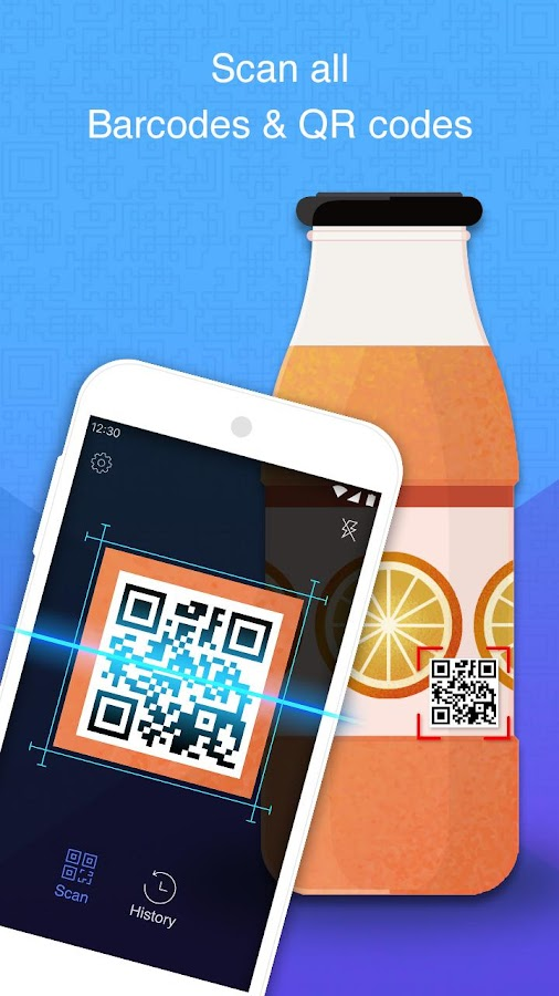 android apps barcode scanner free download