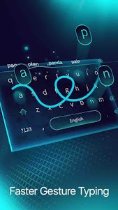 Cheetah Keyboard - Formerly Panda Keyboard (No Ad)  screenshot 4