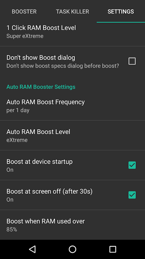 RAM Booster eXtreme Speed Free APK Download - Android Tools Apps