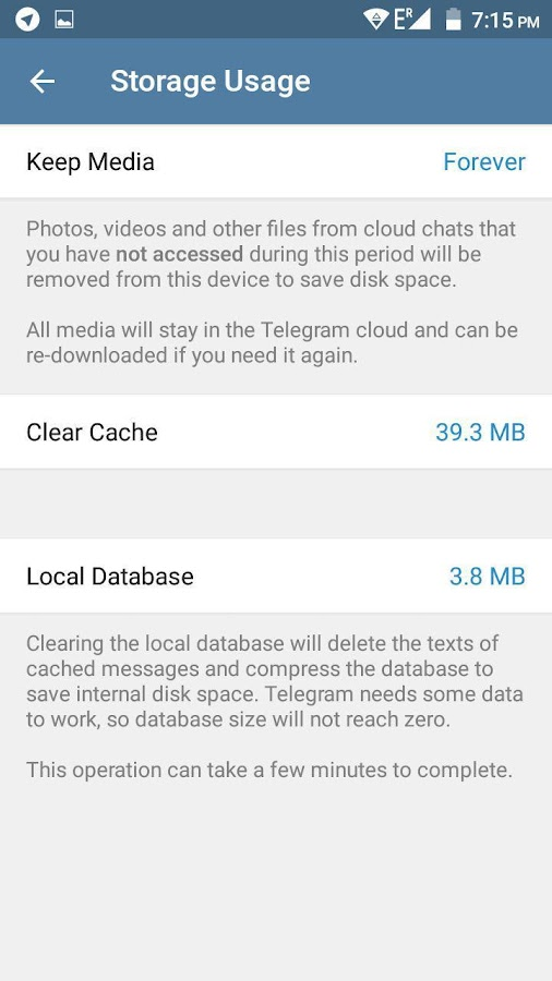 Telegram Pro 4 2 1 APK Download - Android Social Apps