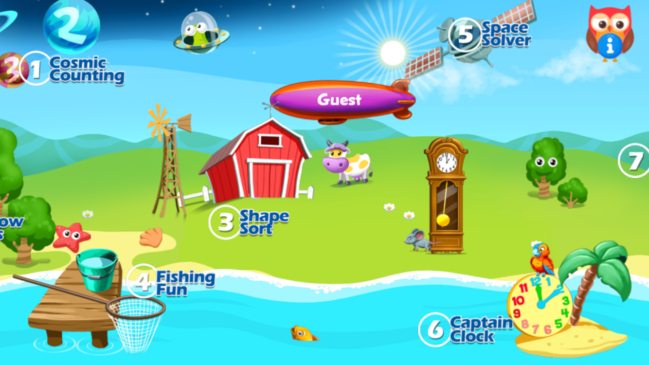 EduGuru Maths Kids 3–5 Free 1.1.110 APK Download - Android Education ...