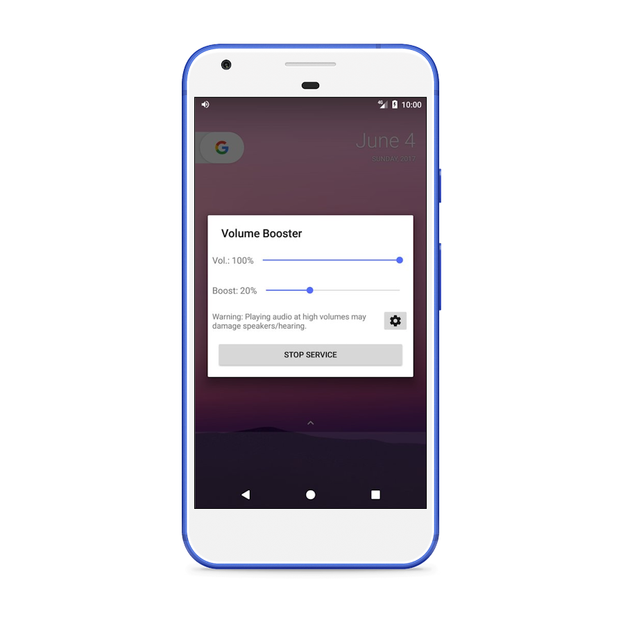 Volume BooSter 1 0 0 APK Download - Android Tools Apps