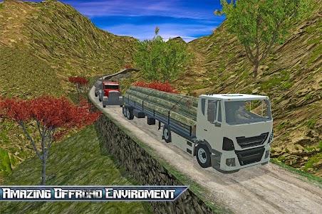 Transport Truck USA Driver SIM 1.0 screenshot 6