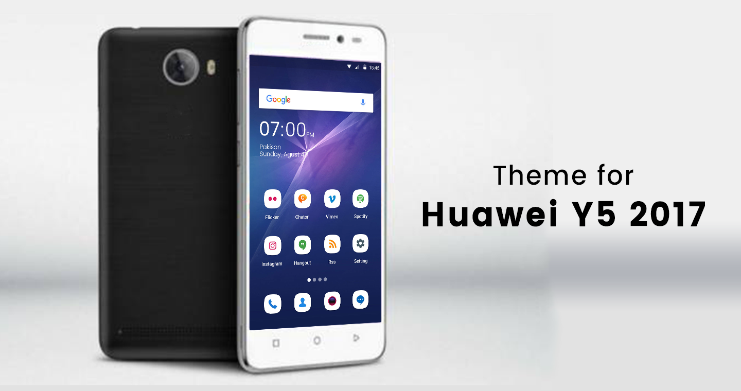 Theme For Huawei Y5 (2017) 1 0 1 APK Download - Android