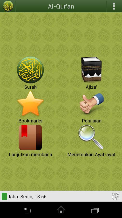 Al Quran Bahasa Indonesia 4 3b Apk Download Android Books