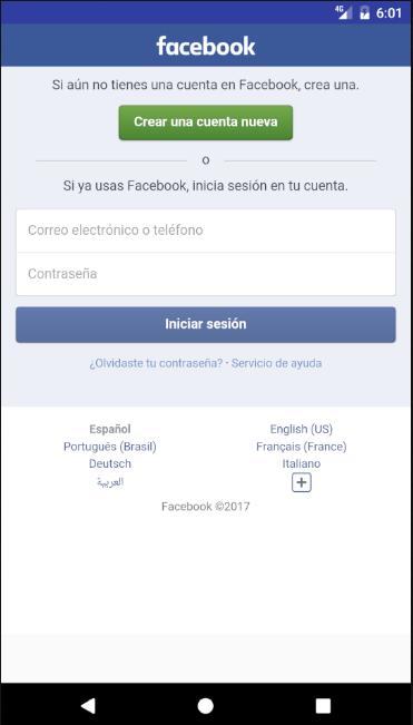 Facelite for Facebook Lite FB 4 0 5 APK Download - Android Social Apps