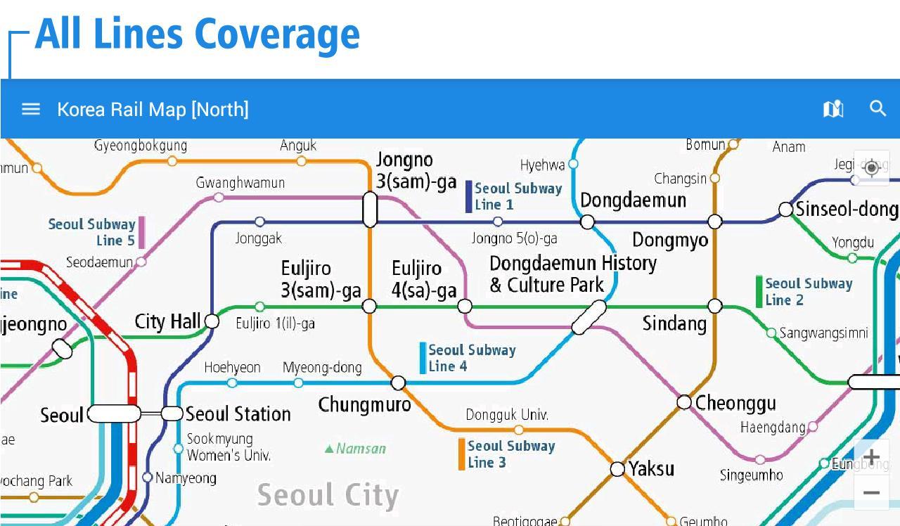 korea train map