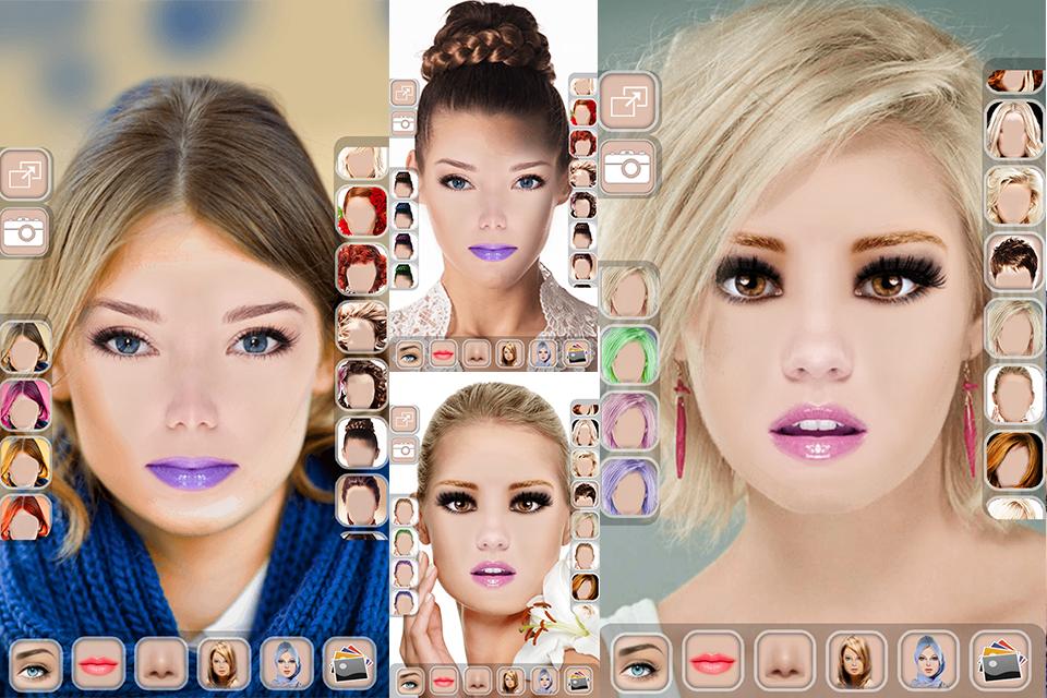 ... Realistic Make Up 1.2.3 screenshot 2 ...