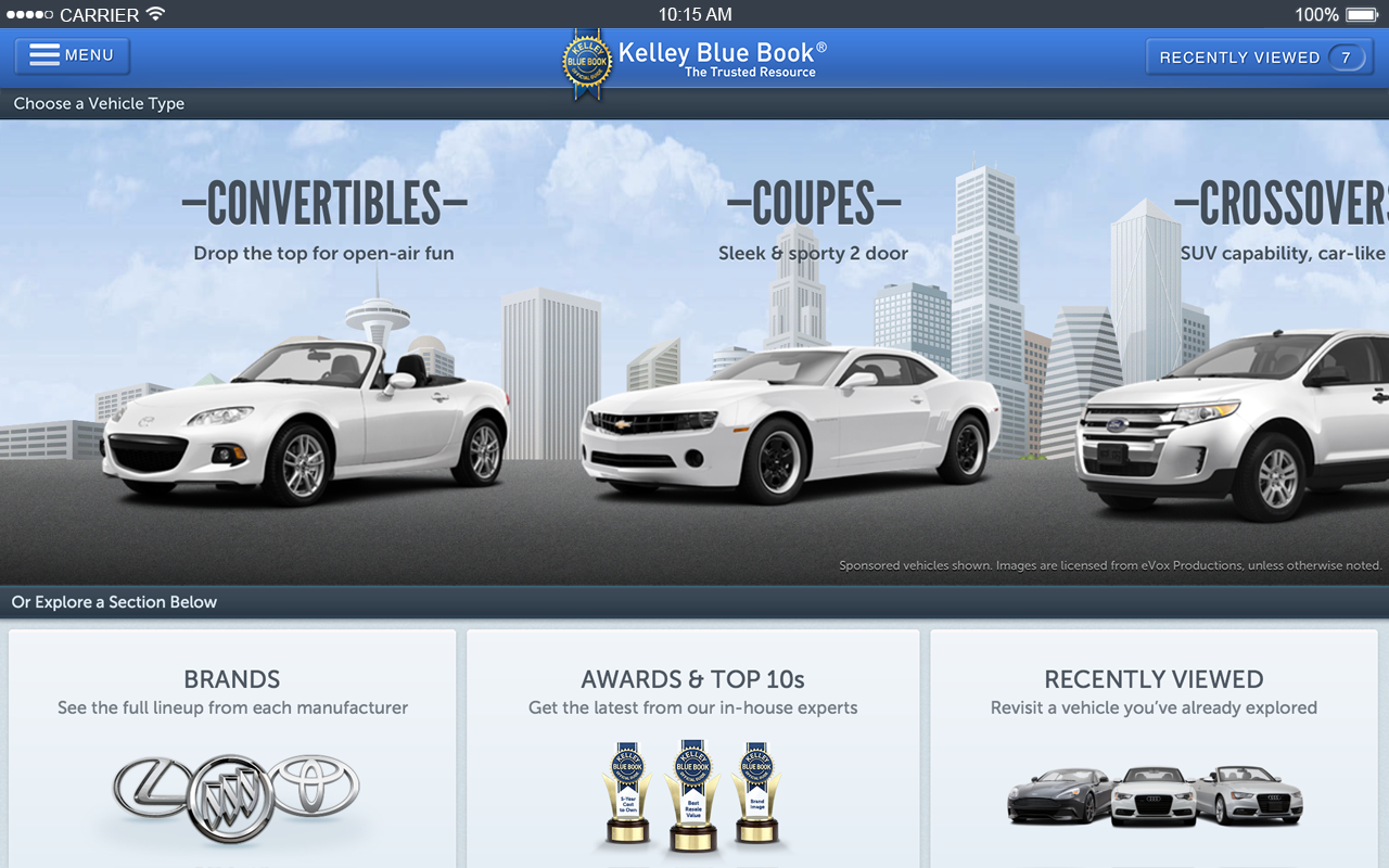 KBB.com Car Prices & Reviews 1.0.0 APK Download - Android Lifestyle Apps