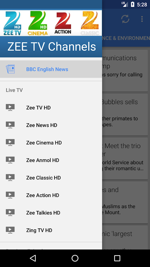 ZEE TV Channels 1 1 4 APK Download - Android Entertainment Apps