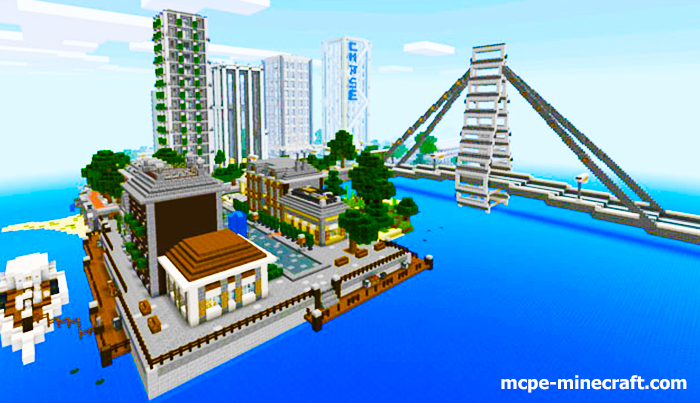 City maps for Minecraft 2.0.2 APK Download - Android Entertainment City Maps Minecraft on