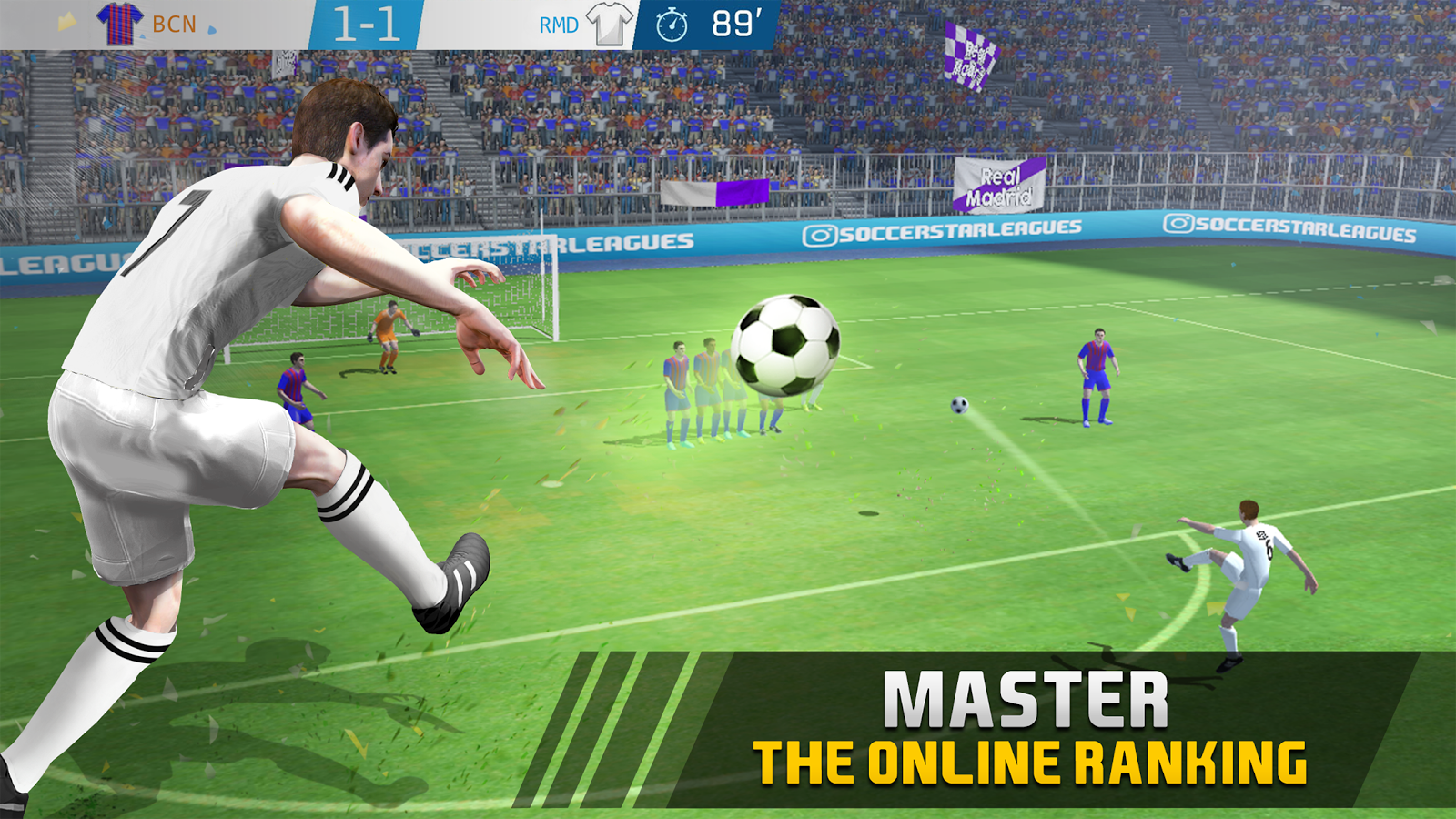 Image result for Soccer Star 2019 Top Leagues game pic