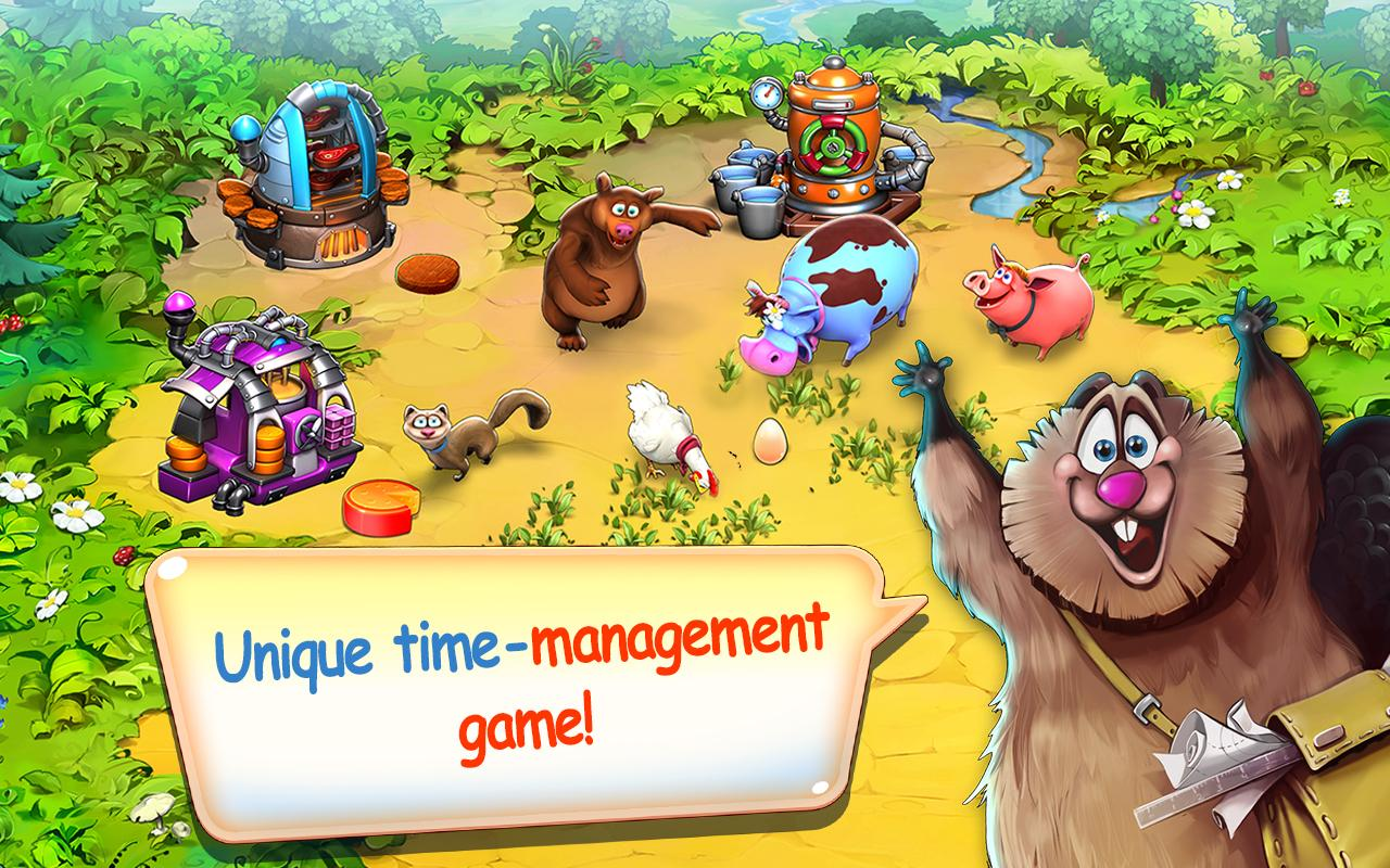 Farm Frenzy Inc  1 1 3 APK Download - Android Simulation Games