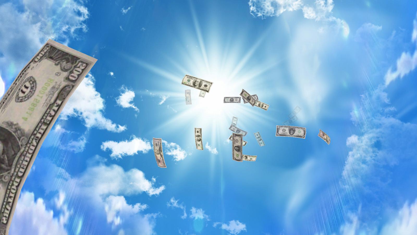Falling Money 3D Live Wallpaper 43 Screenshot 16