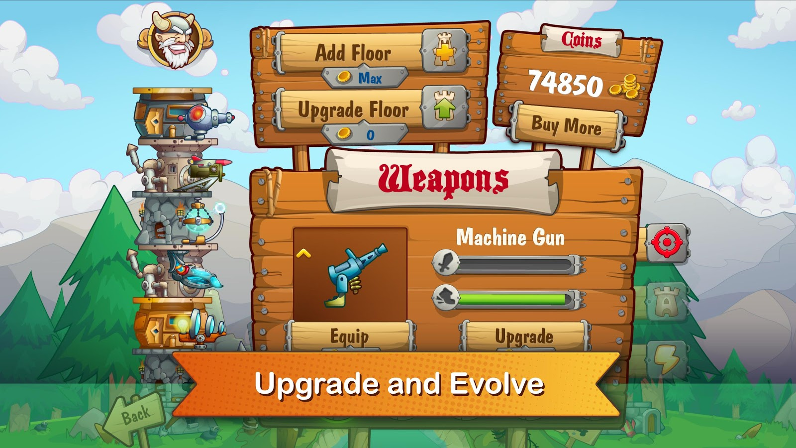 0f026687ee2 cloud download Download APK File · Tower Crush - Free Strategy Games 1.1.41  screenshot 1 ...