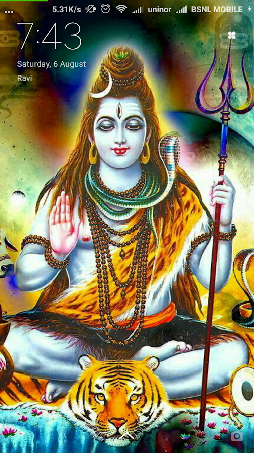 Lord Shiva Wallpapers HD 4K 1.1 APK Download  Android Personalization Apps