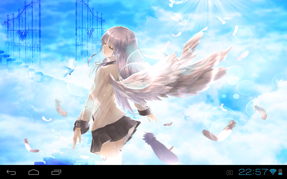 anime angels live wallpaper 1 0 apk download android