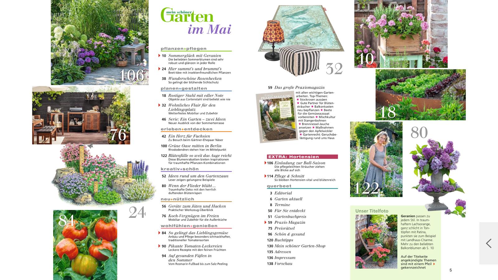 Mein Schöner Garten Magazin 321 Apk Download Android Lifestyle Apps