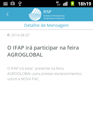 Ifap chat