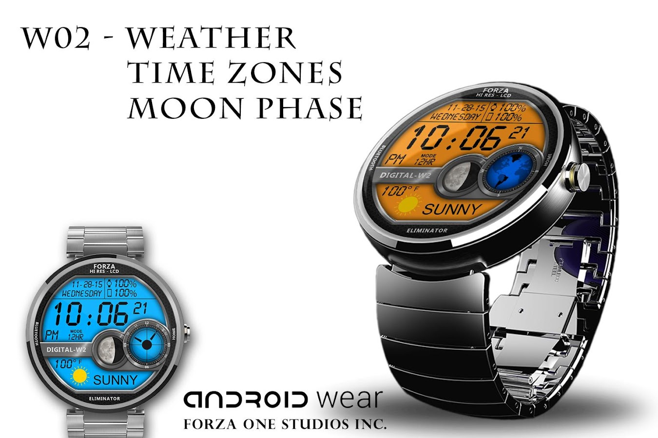 Watch Face W02 Android Wear 219 Apk Download Circuit Board Clock V 10 For G Facerepo Screenshot 12
