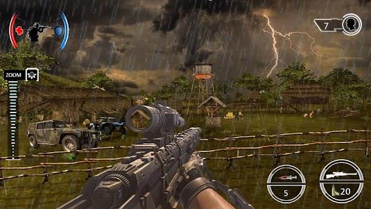 Mountain Sniper Shooting: 3D FPS 7.6 screenshot 20