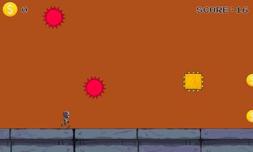 Robot Run 1.1 screenshot 14