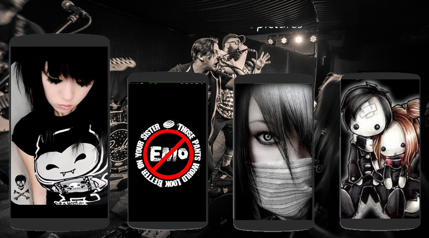 Emo Wallpaper 10 Apk Download Android Catsartdesign