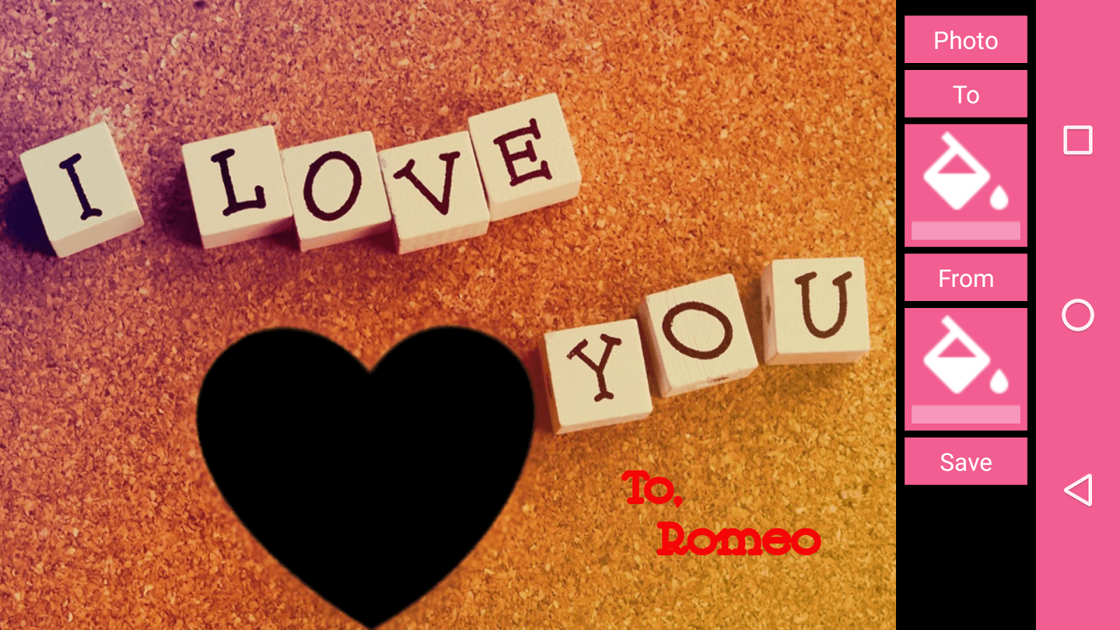 I Love You Photo Frames New Hd 14 Apk Download Android