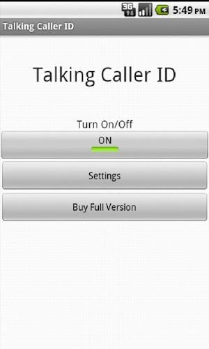 alternate caller id