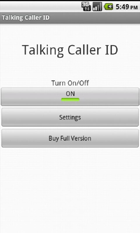 Talking Caller Id 5 39 0 Apk Download Productivity Apps