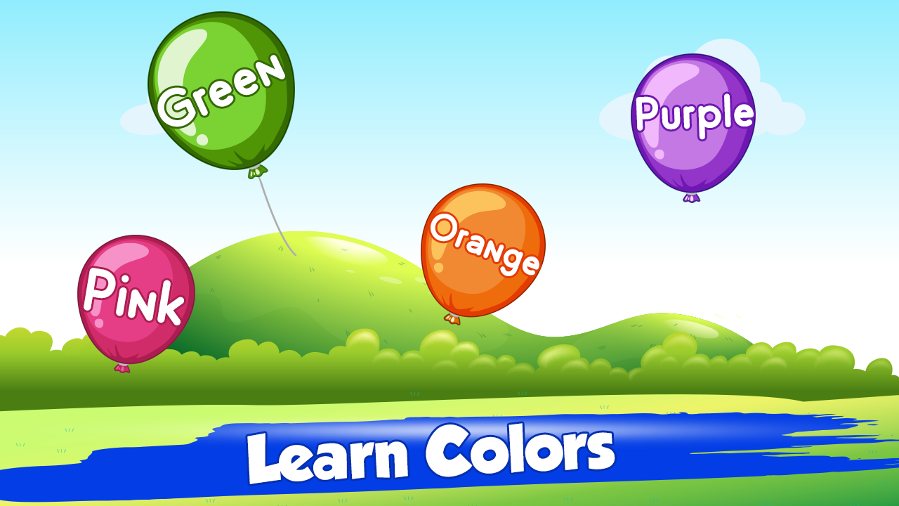 Preschool Learning Colors for Kids - Turtle Jump 1.1.1 APK Download ...