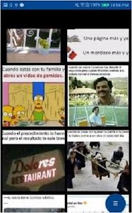 Spanish memes  screenshot 1