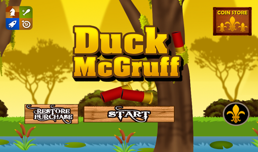 Duck McGruff 1.2 screenshot 1