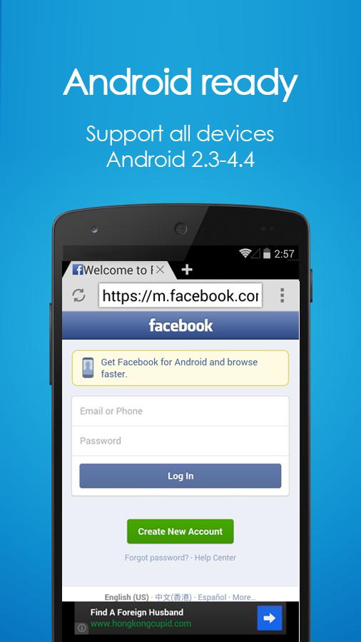 internet explorer download for android