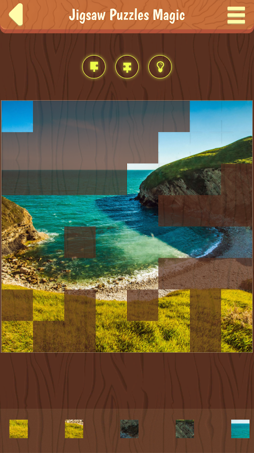 Jigsaw Puzzles Magic 2 0 1 APK Download - Android Puzzle Games