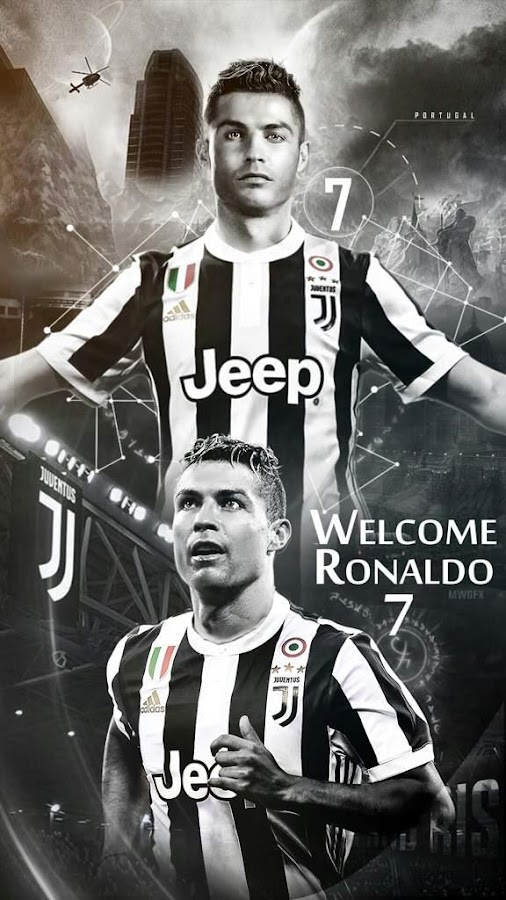 445cf80f023 ... Cristiano Ronaldo Juventus Wallpapers HD 1.1.5 screenshot 12 ...