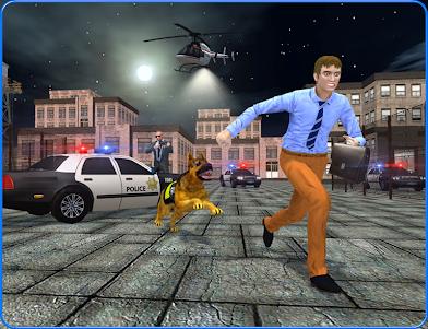 LA Police Dog Crime Patrol : Thief Chase Mission 1.1 screenshot 7