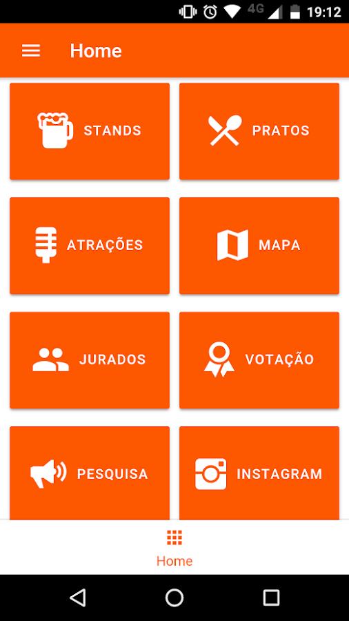 Festival gastronmico de volta redonda 150 apk download android festival gastronmico de volta redonda 150 screenshot 5 fandeluxe Images