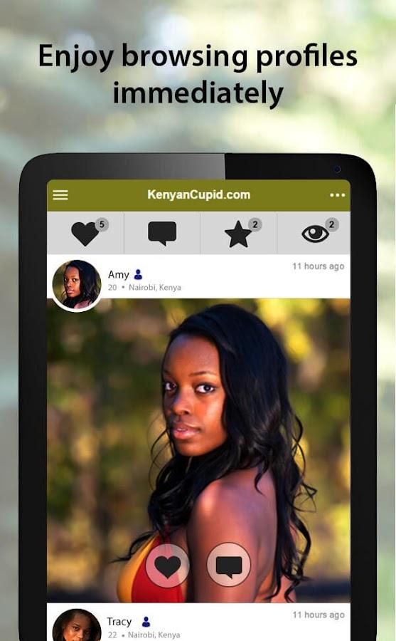 Kenya online dating og romantik