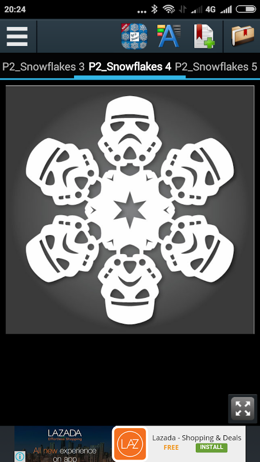 Paper Snowflakes Diy 11 Apk Download Android Lifestyle Apps
