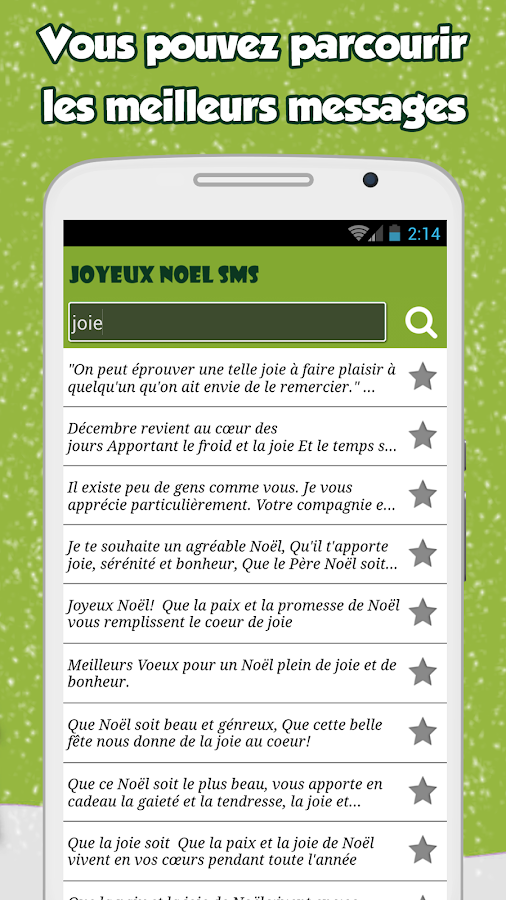 Joyeux Noël Sms 10 Apk Download Android Entertainment Apps