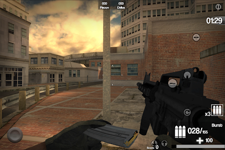 Coalition - Multiplayer FPS 3.336 screenshot 16