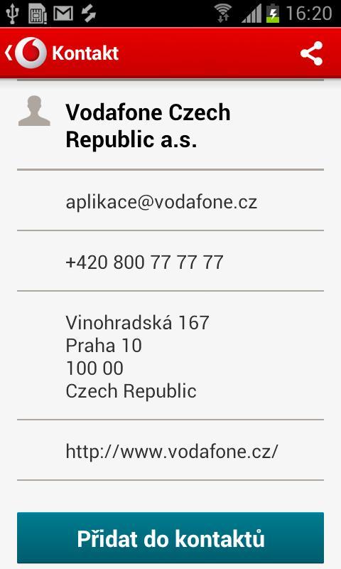 Vodafone QR čtečka APK Download - Android Tools Apps