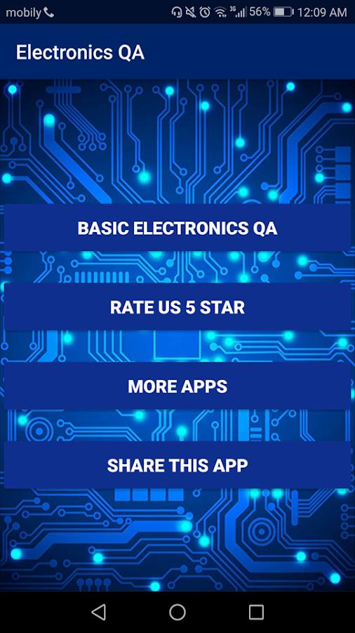 Basic Electronics Questions & Answers Engineering 5 0 APK Download